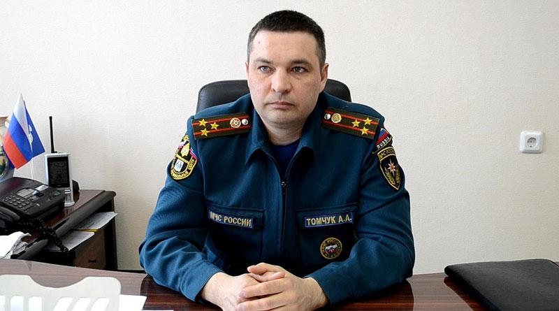 Интервью с А.А. Томчуком