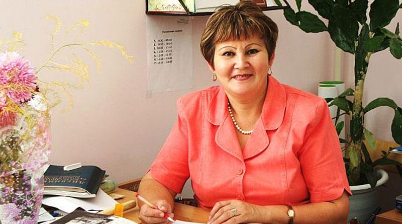 Шафиха Юмовна Хучамбердиева