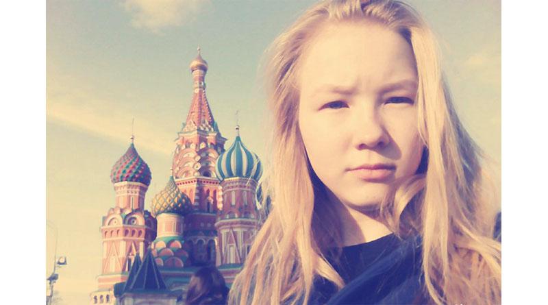 Какяездила вМоскву
