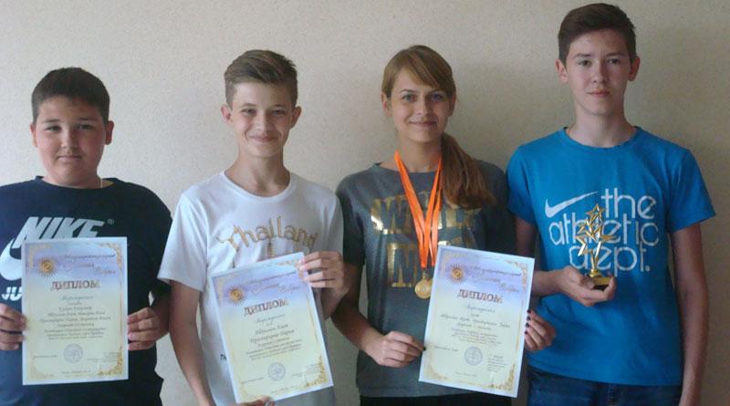 Лауреаты международного конкурса