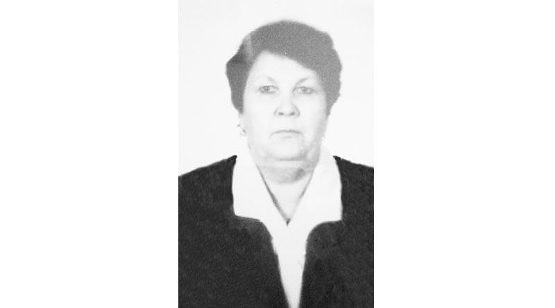 Валентина Яковлевна