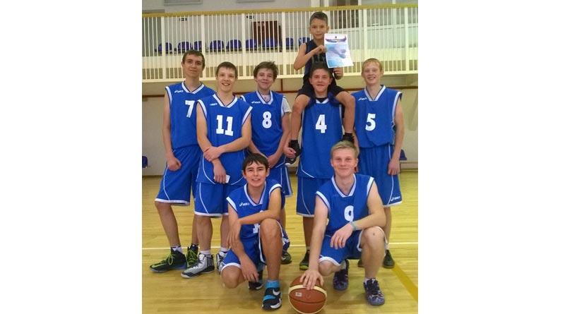 Баскетбол – в школу