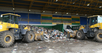 Более 100 тысяч тонн твердых коммунальных отходов обработано на тюменском МСЗ с начала года.