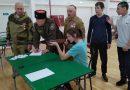 Ребята из Вагайского района сразились за Кубок»Боевое братство».