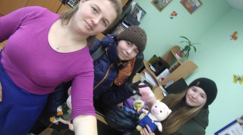 Акция #щедрыйвторник в Вагайском районе.