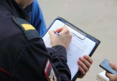 В Вагае выписаны первые протоколы за  нарушения режима самоизоляции.