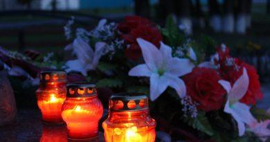 Вагайцы зажгли «Свечу памяти»