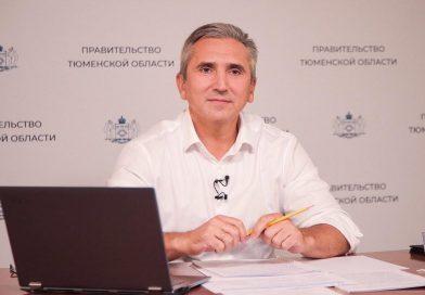 Александр Моор в прямом эфире рассказал о ситуации с коронавирусом в Тюменской области