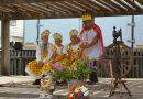 17 августа, в селе Супра Вагайского района прошло празднование Яблочного спаса.